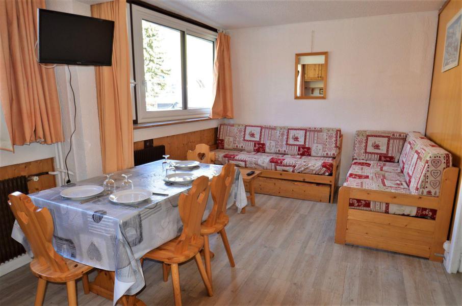 Skiverleih Studio für 4 Personen (14) - Résidence Beaufortain - Les Menuires - Wohnzimmer
