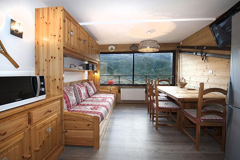 Location au ski 2 Appartements 3 pièces 8 personnes communicant (344) - Résidence Biellaz - Les Menuires - Salle d'eau