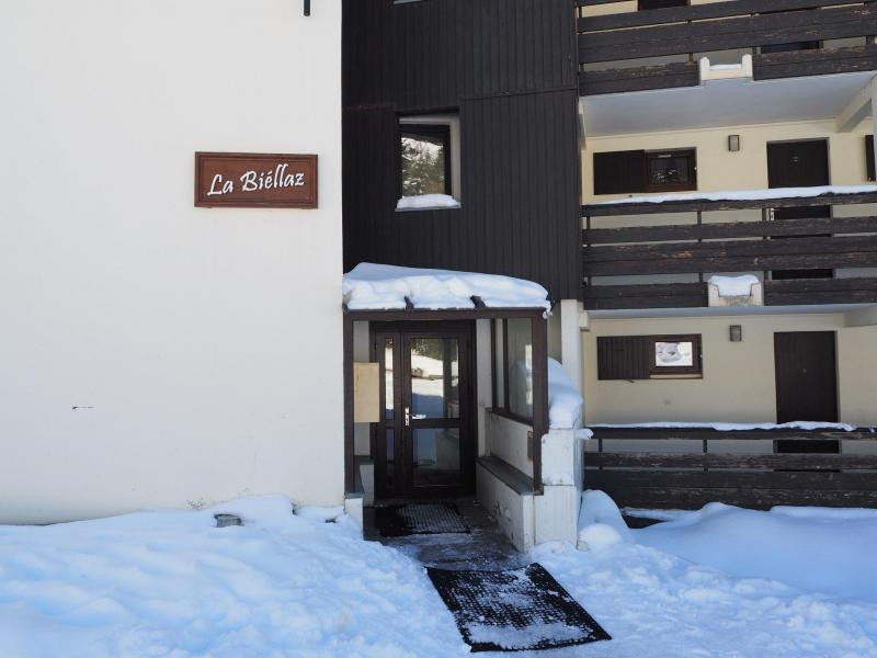 Location au ski Résidence Biellaz - Les Menuires