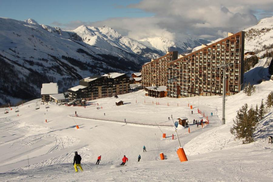 Location au ski Résidence Caron - Les Menuires