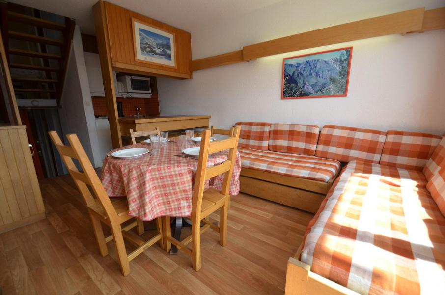 Location au ski Appartement triplex 3 pièces 7 personnes (835) - Résidence Challe - Les Menuires - Kitchenette
