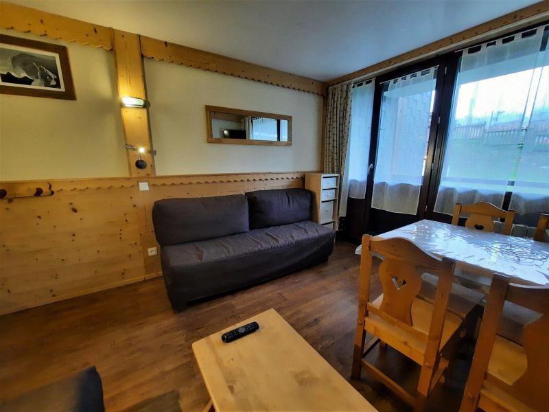 Location au ski Studio 3 personnes (11) - Résidence Charmette - Les Menuires - Plan