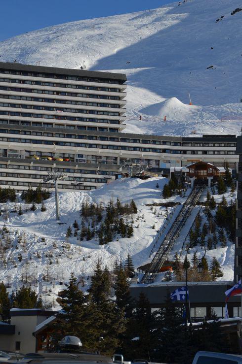 Location au ski Résidence Cherferie - Les Menuires