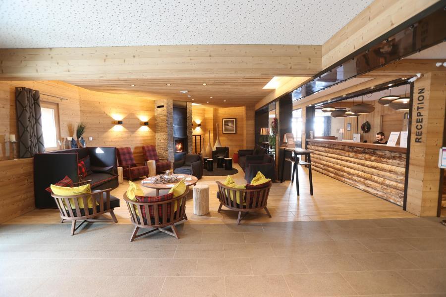 Location au ski Résidence Club MMV le Coeur des Loges - Les Menuires - Réception