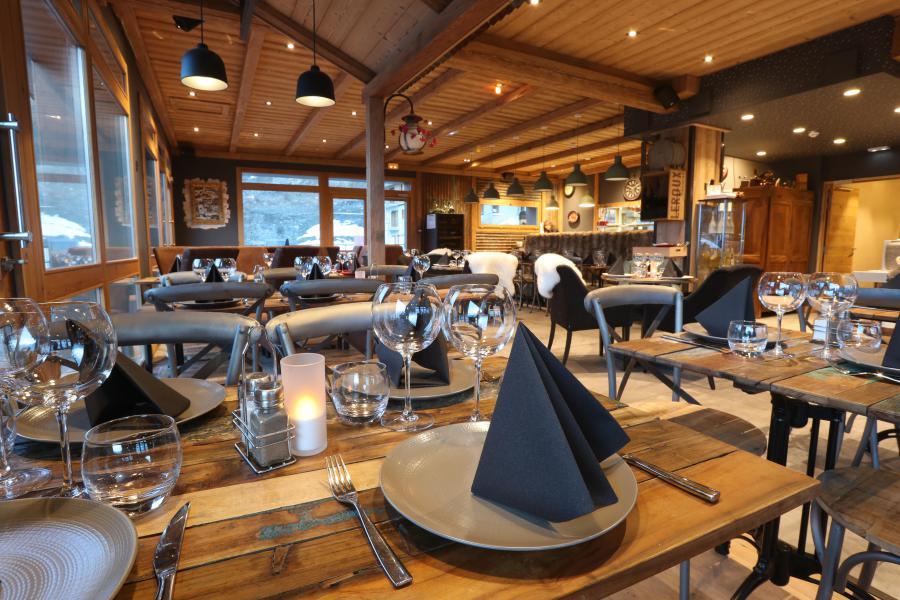 Location au ski Résidence Club MMV le Coeur des Loges - Les Menuires - Intérieur