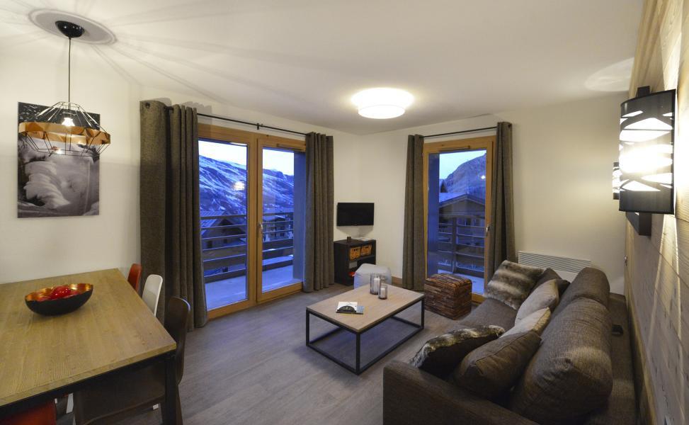 Location au ski Résidence Club MMV le Coeur des Loges - Les Menuires - Séjour