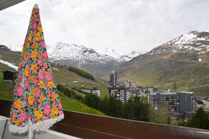 Location au ski Studio 3 personnes (308) - Résidence Combes - Les Menuires