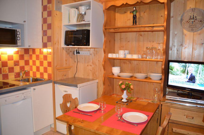 Skiverleih Studio für 2 Personen (845) - Résidence Combes - Les Menuires - Appartement