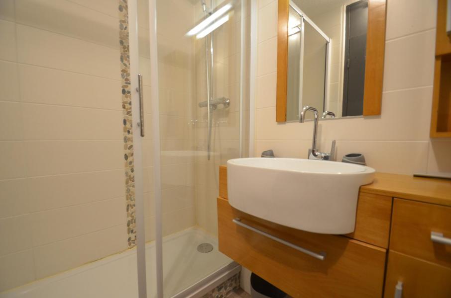 Location au ski Appartement 2 pièces mezzanine 6 personnes (1029) - Résidence Danchet - Les Menuires - Plan