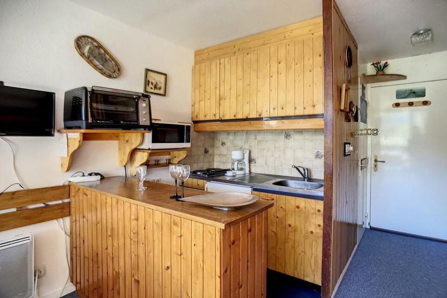 Vacaciones en montaña Estudio para 3 personas (303) - Résidence de Caron - Les Menuires - Invierno