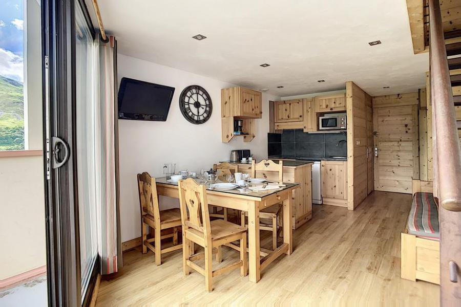 Verleih Wohnung 2 Mezzanine Zimmer 5 Leute (317) in Les Menuires ...
