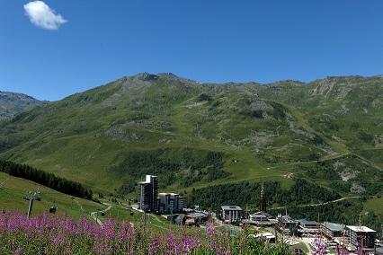 Location au ski Résidence des Dorons - Les Menuires