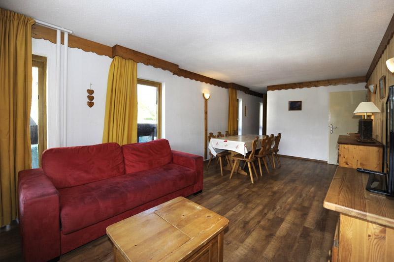Location au ski Appartement 3 pièces 8 personnes - Résidence des Dorons - Les Menuires - Appartement