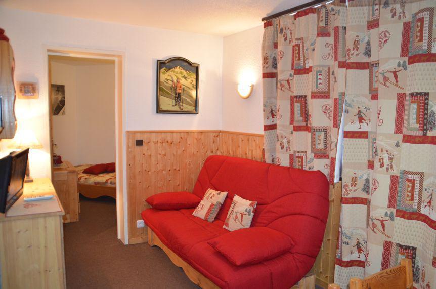 Location au ski Appartement 2 pièces 4 personnes (114) - Résidence Gentianes - Les Menuires