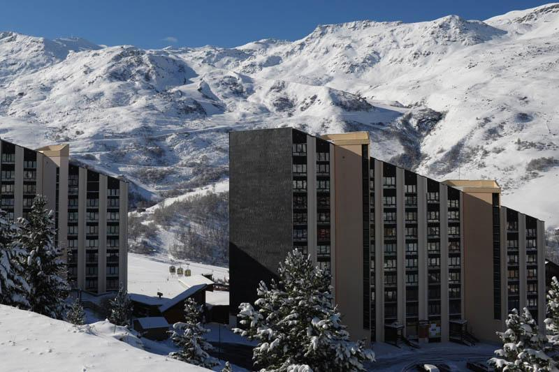 Location au ski Résidence Grande Masse - Les Menuires