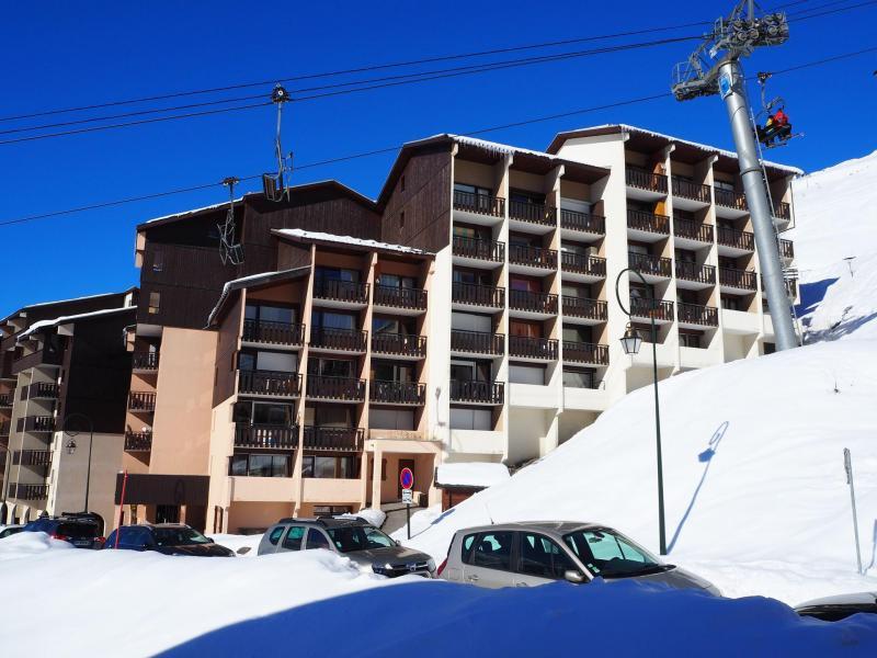 Location au ski Résidence l'Argousier - Les Menuires
