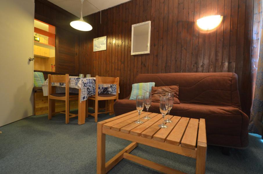 Location au ski Studio 4 personnes (24) - Résidence l'Armoise - Les Menuires