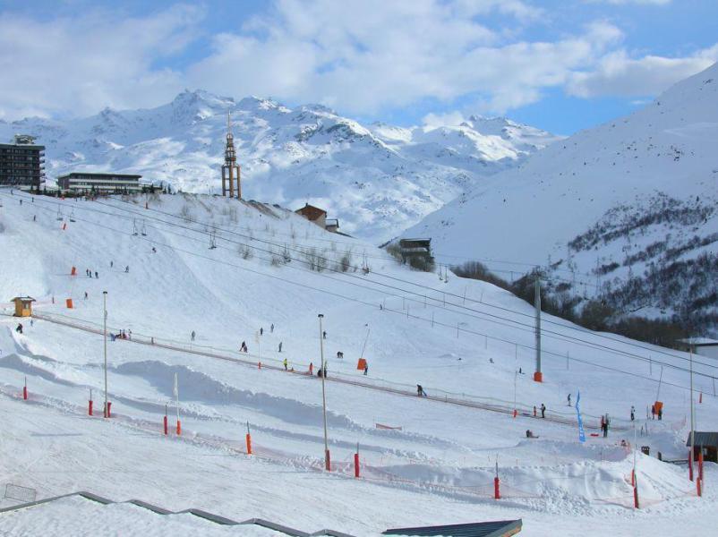 Location au ski Studio 3 personnes (508) - Résidence la Grande Masse - Les Menuires