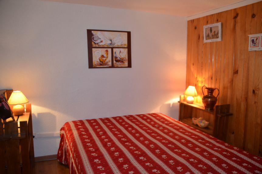 Location au ski Appartement 3 pièces mezzanine 8 personnes (1009) - Résidence la Grande Masse - Les Menuires - Chambre