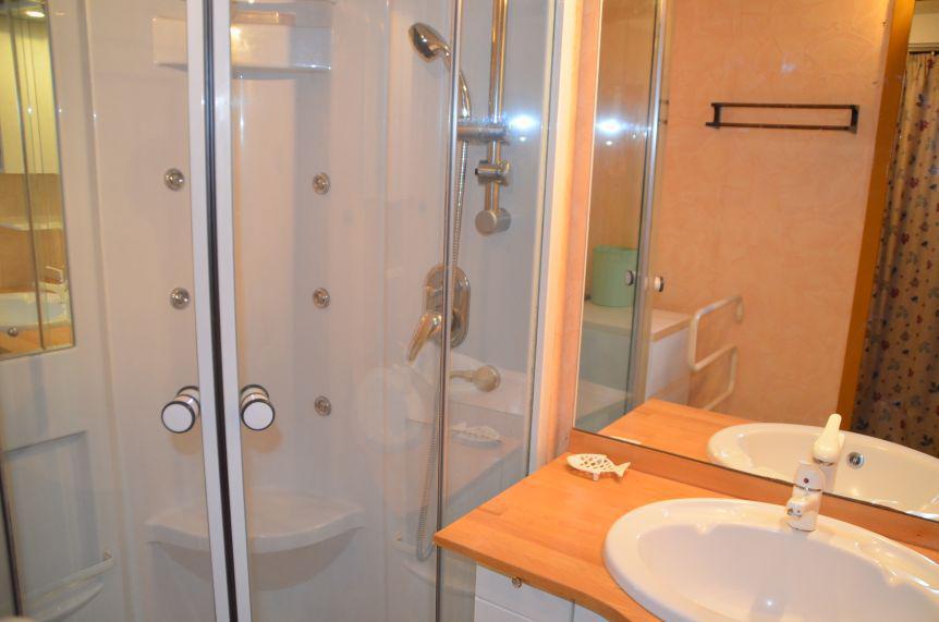 Location au ski Appartement 3 pièces mezzanine 8 personnes (1009) - Residence La Grande Masse - Les Menuires - Cuisine