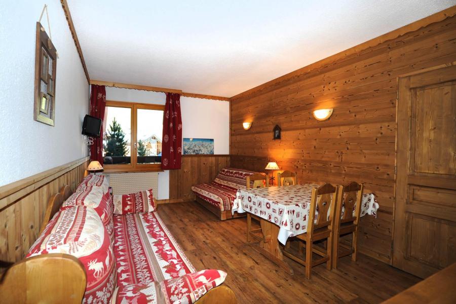 Location au ski Studio 4 personnes (022) - Résidence Lac du Lou - Les Menuires