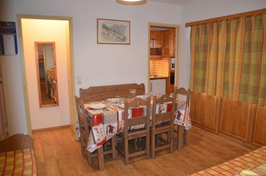 Location au ski Appartement 2 pièces 6 personnes (A7) - Résidence le Jettay - Les Menuires