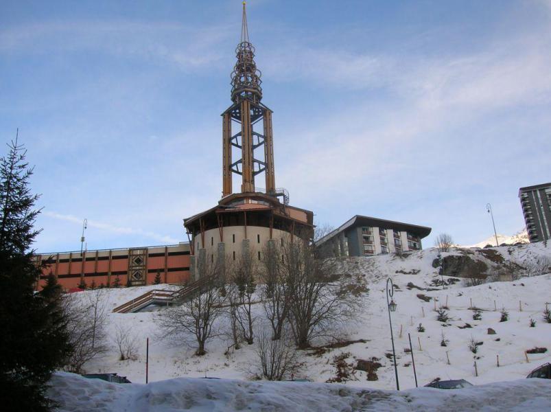 Location au ski Studio coin montagne 4 personnes (B35) - Résidence le Jettay - Les Menuires