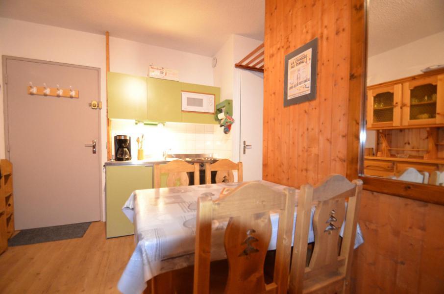 Location au ski Appartement 2 pièces 4 personnes (B76) - Résidence le Jettay - Les Menuires - Kitchenette