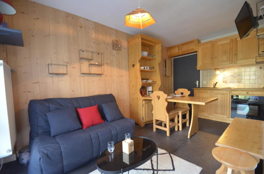Location au ski Studio coin montagne 4 personnes (B27) - Résidence le Jettay - Les Menuires - Appartement