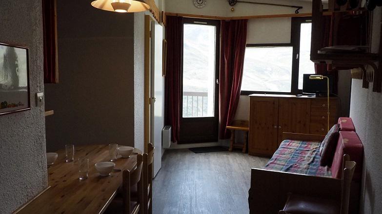 Soggiorno sugli sci Appartamento 2 stanze per 4 persone (714) - Résidence le Median - Les Menuires