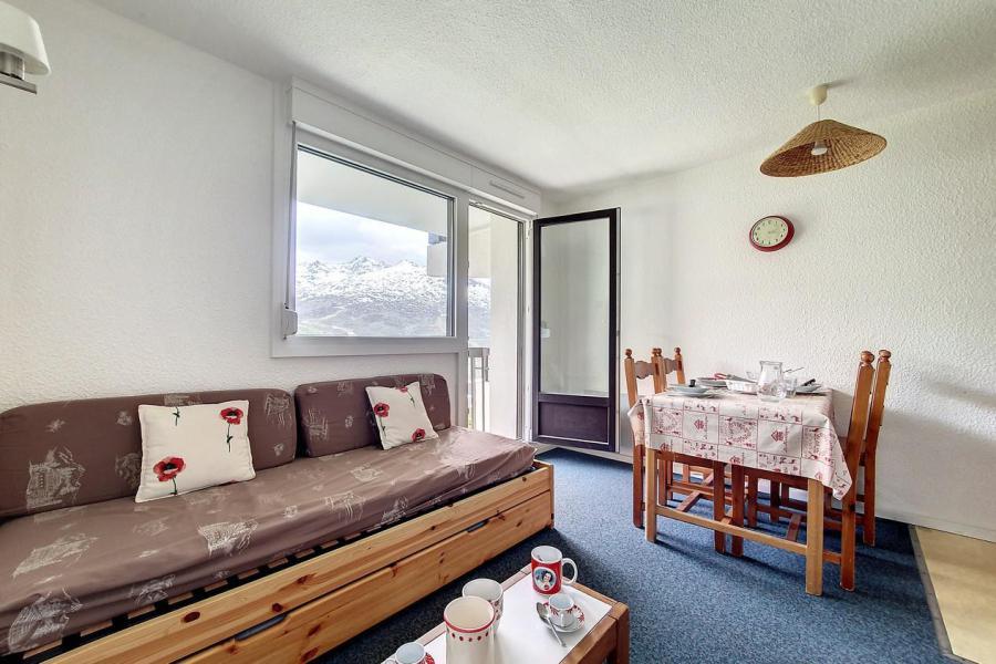 Location au ski Appartement 2 pièces 3 personnes (429) - Residence Le Median - Les Menuires - Coin séjour