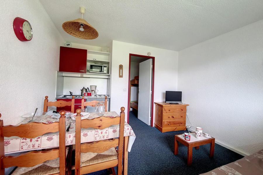 Location au ski Appartement 2 pièces 3 personnes (429) - Residence Le Median - Les Menuires - Lits superposés