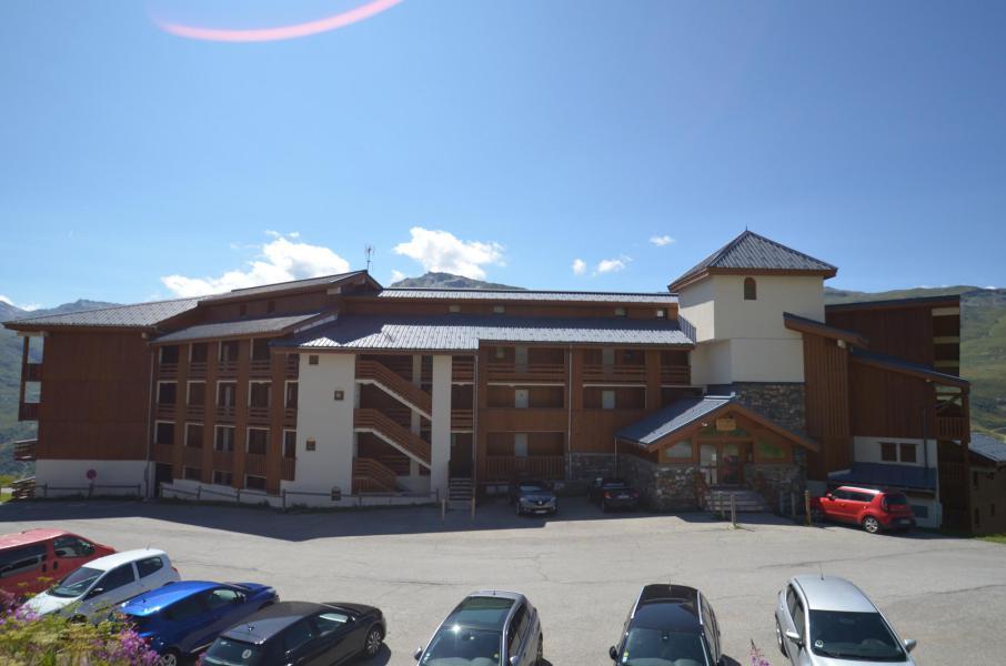 Location au ski Residence Le Necou - Les Menuires