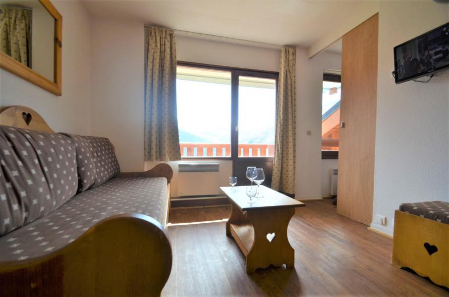 Location au ski Appartement 2 pièces 4 personnes (611) - Résidence le Nécou - Les Menuires - Séjour