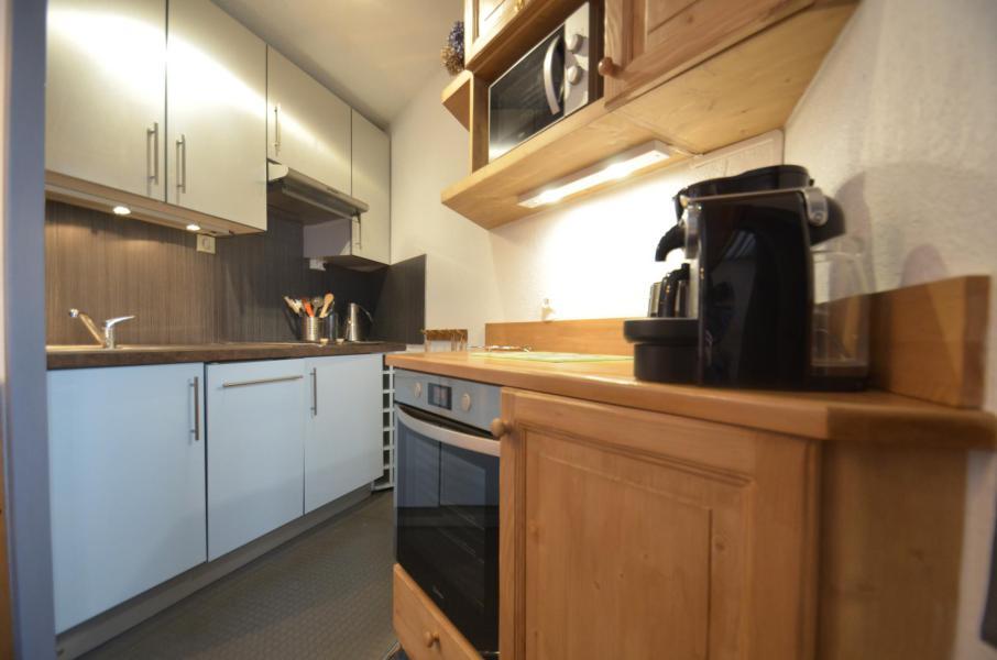 Location au ski Appartement 2 pièces cabine 5 personnes (616) - Résidence le Nécou - Les Menuires - Cuisine