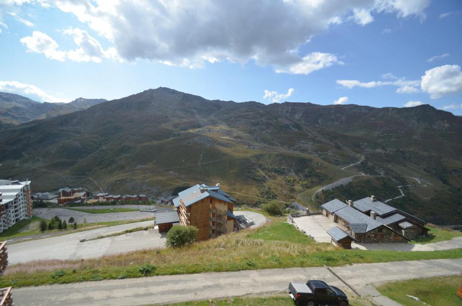 Location au ski Residence Le Necou - Les Menuires - Chambre