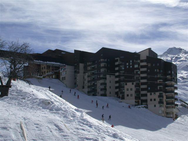 Location au ski Résidence le Ski Soleil - Les Menuires