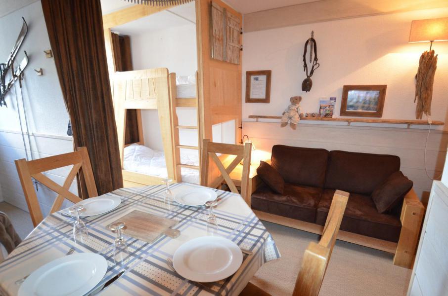 Location au ski Studio coin montagne 4 personnes (2508) - Résidence le Ski Soleil - Les Menuires - Appartement