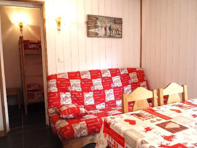 Location au ski Appartement 2 pièces 4 personnes (203) - Résidence le Sorbier - Les Menuires