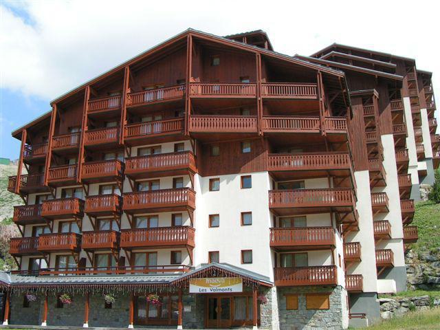 Location au ski Residence Le Valmont - Les Menuires