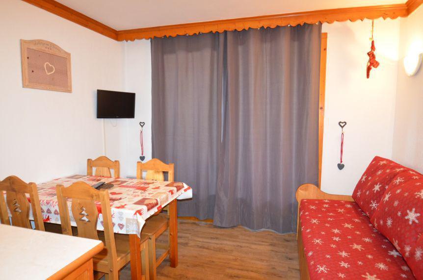 Location au ski Studio cabine 4 personnes (403) - Résidence le Valmont - Les Menuires