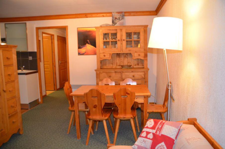 Location au ski Appartement 2 pièces cabine 6 personnes (107A) - Résidence le Valmont - Les Menuires