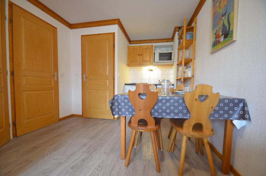 Location au ski Appartement 2 pièces 4 personnes (506) - Résidence le Valmont - Les Menuires - Kitchenette