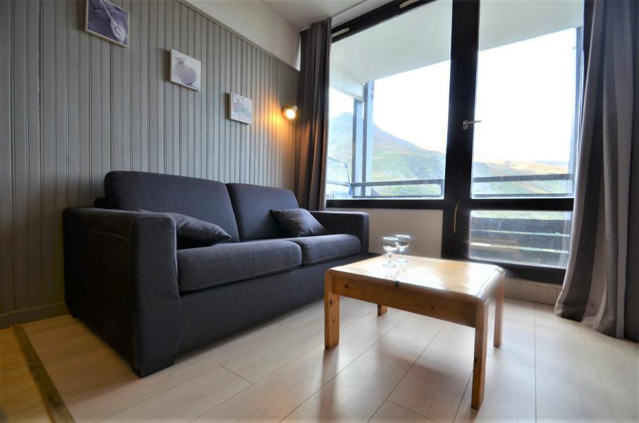 Location au ski Studio 2 cabines 4 personnes (205) - Résidence le Villaret - Les Menuires