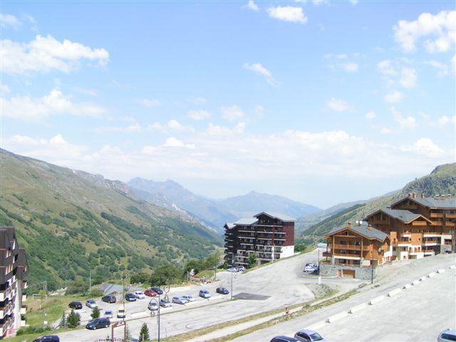 Location au ski Studio cabine 4 personnes (426) - Residence Le Villaret - Les Menuires - Salle de bains