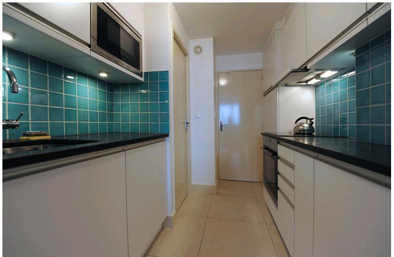Location au ski Appartement 3 pièces 6 personnes (801) - Résidence les Alpages - Les Menuires - Cuisine