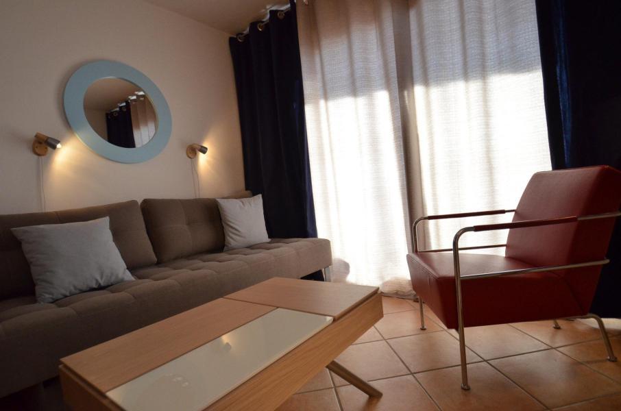 Skiverleih 2-Zimmer-Holzhütte für 4 Personen - Résidence les Alpages de Reberty - Les Menuires - Appartement