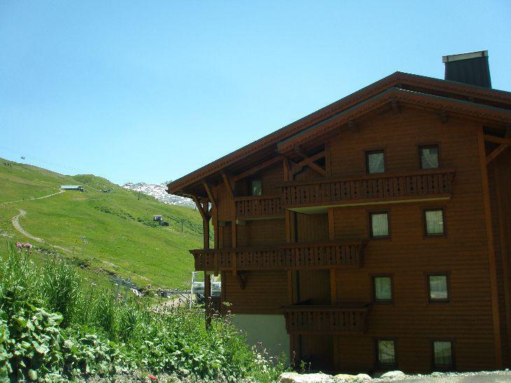Location au ski Résidence les Alpages de Reberty - Les Menuires