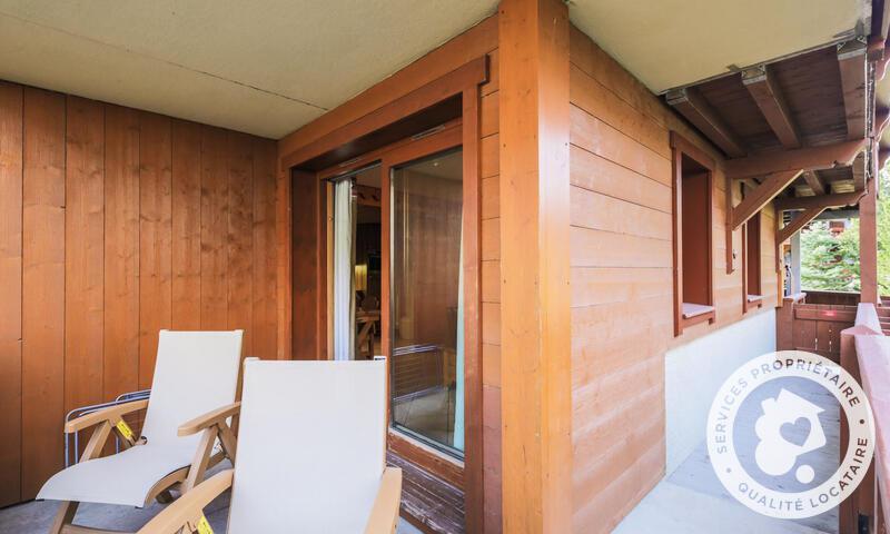 Vacances en montagne Appartement 2 pièces 4 personnes (Sélection 36m²-1) - Résidence les Alpages de Reberty - Maeva Home - Les Menuires - Extérieur hiver
