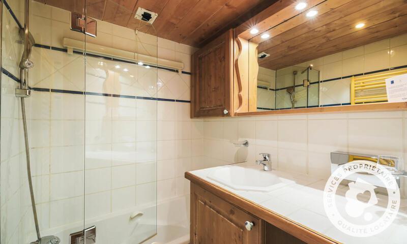 Vacances en montagne Appartement 2 pièces 6 personnes (Sélection 44m²) - Résidence les Alpages de Reberty - Maeva Home - Les Menuires - Extérieur hiver